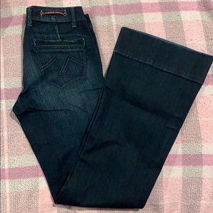 Women's Vigoss Size 3 flare Jeans